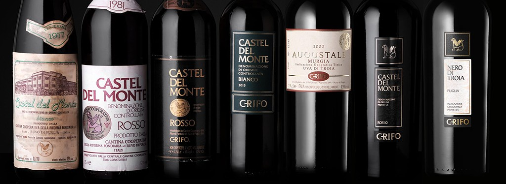 Castel del Monte Docg, tra i migliori vini pugliesi