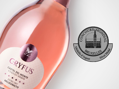 vino rosato pugliese